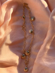 Anya Shell Charm Necklace
