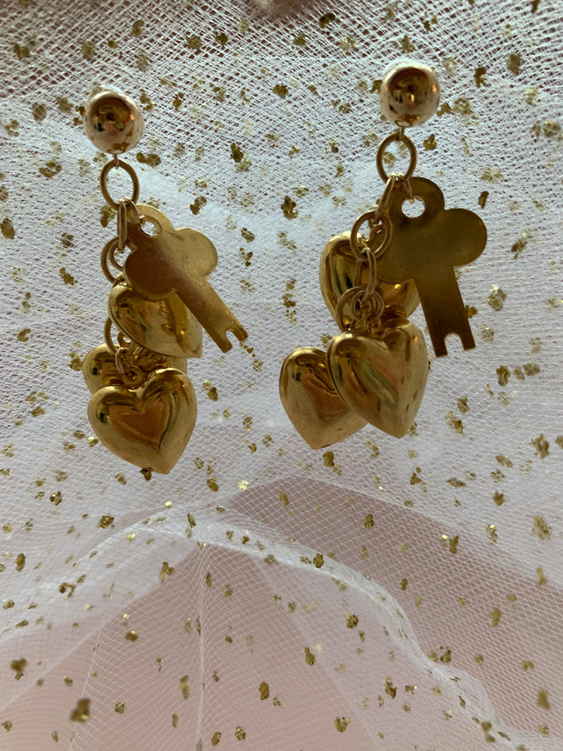 The Key to My ♡ Earrings