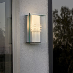 Sol Wall Lamp Grey 409-310