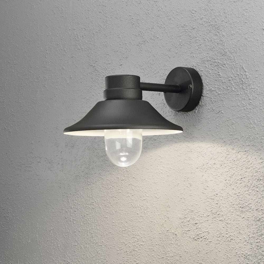 Vega Wall Lamp black LED 8W 412-750