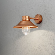 Load image into Gallery viewer, Vega Wall Lamp Copper LED 8W 412-900
