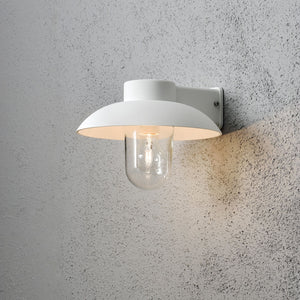 Mani Wall Light Matt White 415-250
