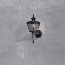 Load image into Gallery viewer, Cassiopeia Wall Light Matt Black 480-750
