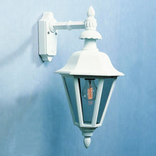 Load image into Gallery viewer, Pallas Down Wall Light Matt White 483-250