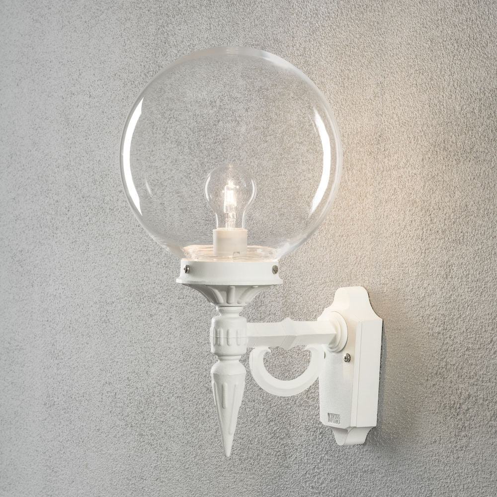 Orion Wall Light White 496-250