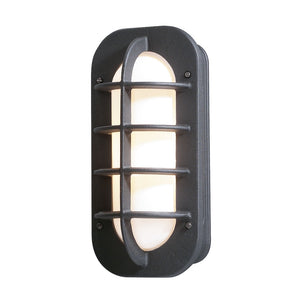 Loke Matt Black Wall Light 513-752