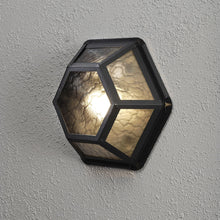 Load image into Gallery viewer, Castor wall lamp black 533-750