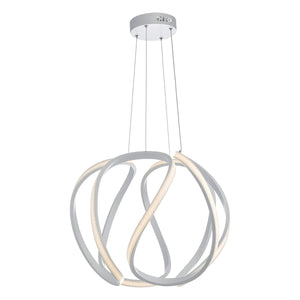 Alonsa Pendant Large White LED