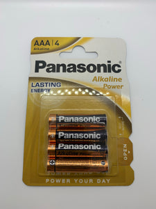 AAA Batteries (4 pack)