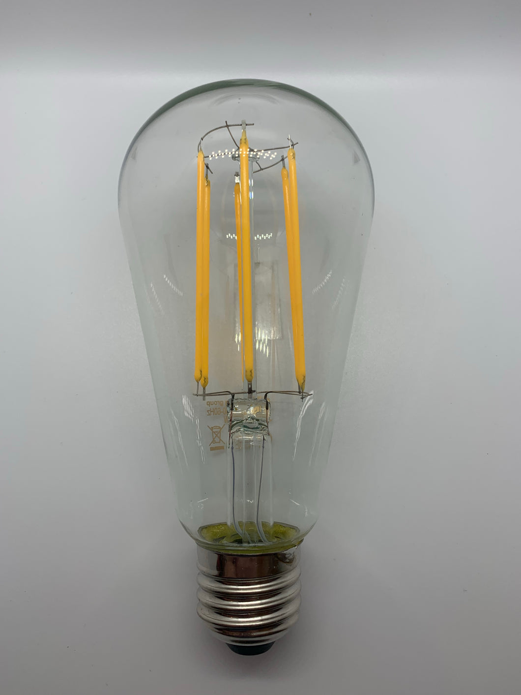 7w ES/E27 Warmwhite 2700k Dimmable