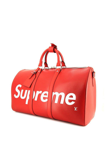 Supreme by Louis vuitton - Touch Of Couture