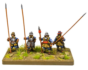 18mm English Civil War 1642 - 1651