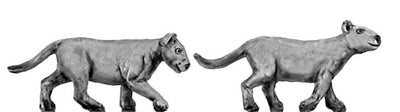 Lion cubs (28mm)