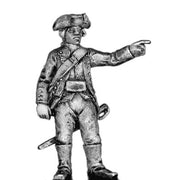 1775 Marblehead officer (28mm)