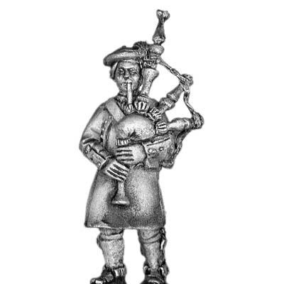 Highlander piper (28mm)