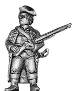 "AWI ""Ragged"" Continental Infantry Officer (28mm)"