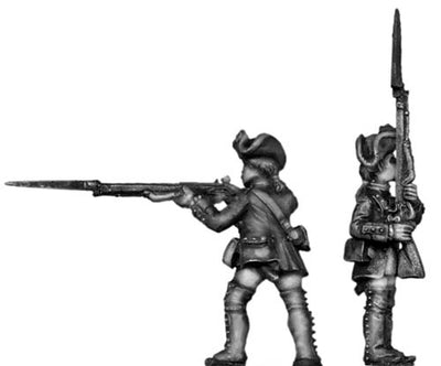Provincial Regular Infantry (28mm)