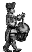 Dutch Drummer, marching, coat with cuffs only (28mm)