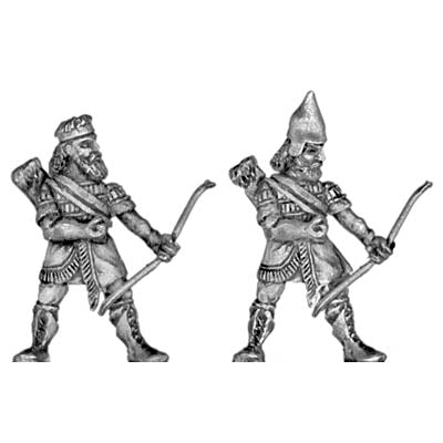 Assyrian heavy bowman (28mm)