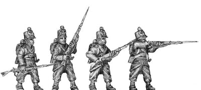 Austrian 1864 Infantry (28mm)