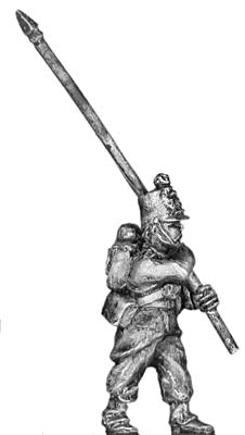 Austrian 1864-66 standard bearer (28mm)