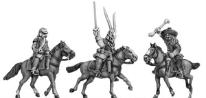 NEW - Cannibal Cavalier (28mm)