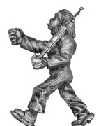 Boiler Suited Ape, marching, with AK 47 (28mm)