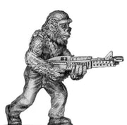 Boiler Suited Ape, with M-60 (28mm)