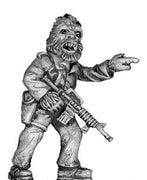 Boiler Suited Ape Sergeant, with M-16 (28mm)
