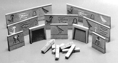 Fantasy Egyptian corridor system (28mm)
