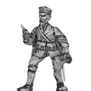 Naval landing party officer c.1900 (28mm)