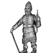 New Zealand militia officer 2nd/3rd Maori Wars (28mm)