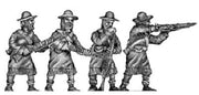 New Zealand militia 2nd/3rd Maori Wars (28mm)