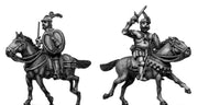 Mounted Swordsman (28mm)