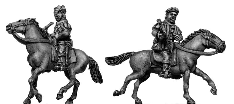 Mounted Crossbowman (28mm)