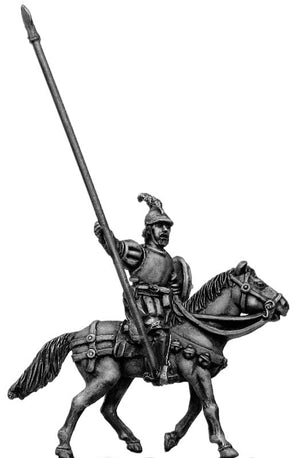 Mounted Officer (28mm)