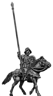 Mounted Standard bearer (28mm)