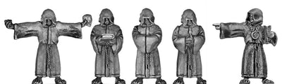 Generic robed follower/monks (28mm)