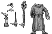 Acolytes of ? – add your own head and assorted accoutrements (28mm)