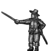 Montrose Irish officer (28mm)