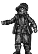 Montrose Irish standard bearer (28mm)