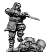 NEW - Cavalier Triumphant vignette (28mm)