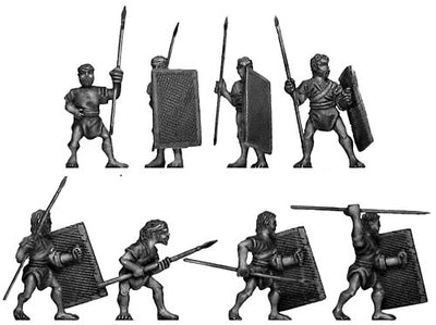 Elamite spearman (28mm)