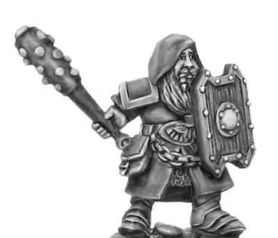 Dwarf Fighter (28mm)