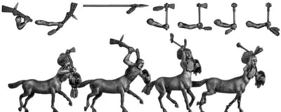 Liberi Centaur Hand Weapons (28mm)