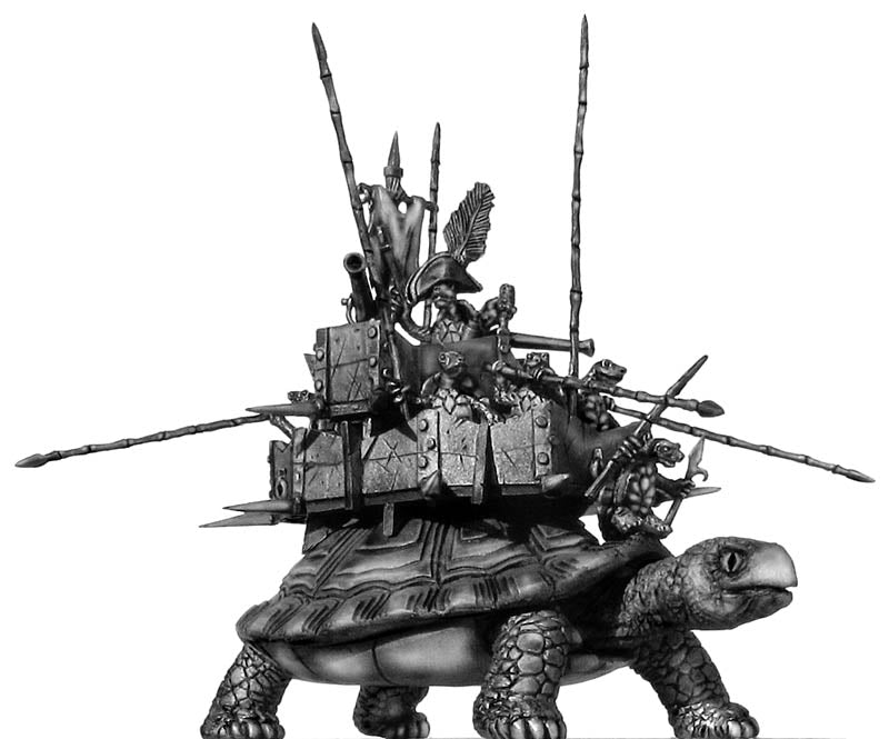 Pond Wars Turtle Tank (28mm)