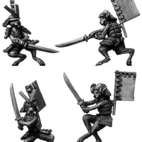 Pond Wars The Whole Warren - Rabbit Samurai Deal (28mm)