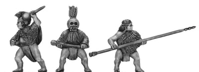 Koa warriors (28mm)