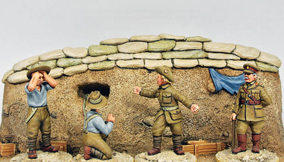 Gallipoli Diorama (28mm)