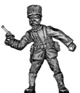 Turkish officer (28mm)